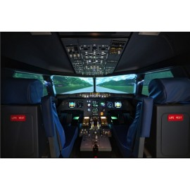 Airbus A320 Simulatore di Volo Cockpit Flight Simulator