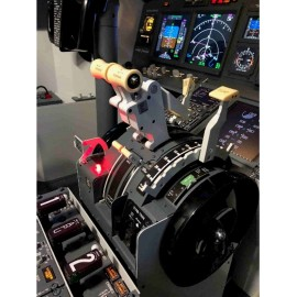 Full Motion Boeing 737 Simulatore di Volo Xplorer Cockpit Flight Simulator